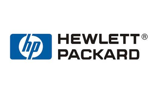 hp hewlett packard logo