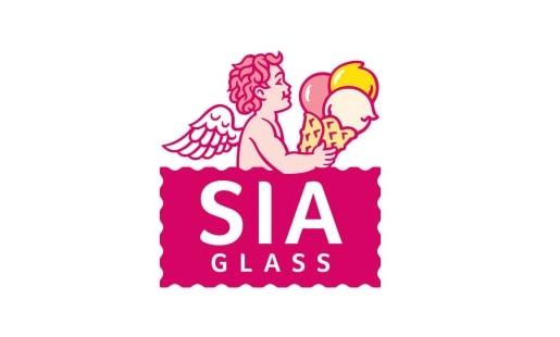 SIA Glass Logo